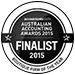 Boutique Firm of the Year Finalist - Accountants Daily Australian Accounting Awards 2015