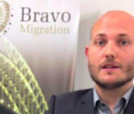 Befree Testimonial Bravo Migration